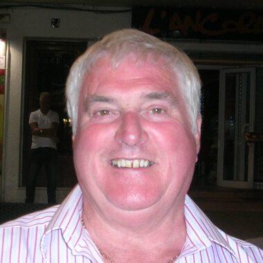 Keith Fanshawe